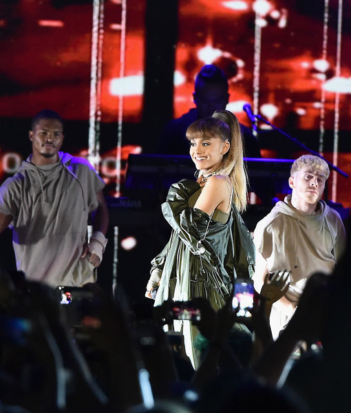 Ariana Grande & Calvin Harris' Epic Performances at Billboard Hot 100 Fest