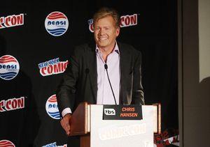 Chris Hansen Is the New 'Crime Watch Daily' Host