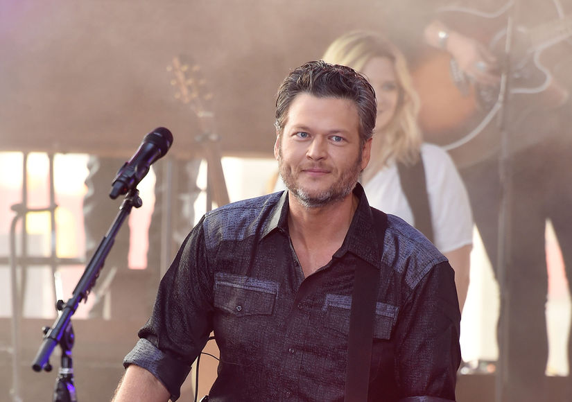 Blake Shelton Says 'Honest' Record Was an 'Outlet' to Help Him Through His Pain