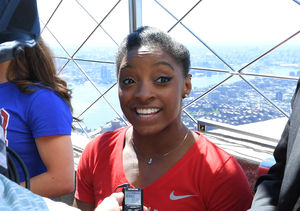Simone Biles Clears Up Those 'Dancing with the Stars' Rumors