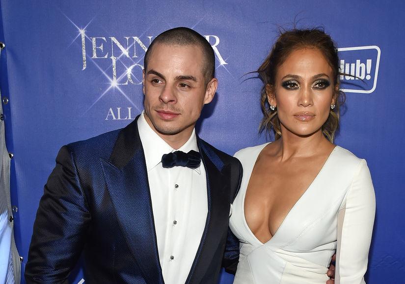 Did Jennifer Lopez Catch Casper Smart Cheating?