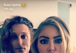 Kate Upton Throws Major Shade at the Kardashians