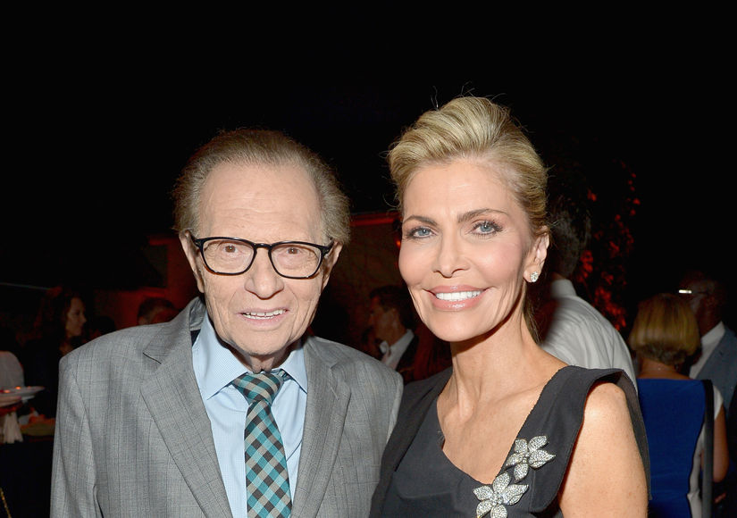 Larry King Is 'Completely Embarrassed' by Wife's Alleged Cheating