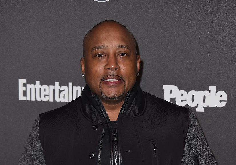 'Extra' Exclusive: 'Shark Tank's' Daymond John Reveals Who He's Endorsing