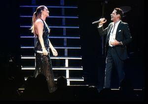 J.Lo Surprises Marc Anthony — Live Onstage!
