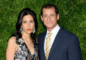 Moving In or Out? Anthony Weiner Spotted at Huma Abedin's Apartment