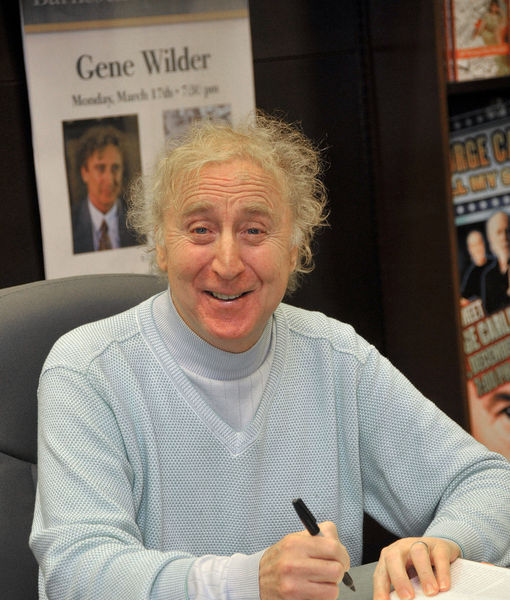 'Willy Wonka & the Chocolate Factory' Star Gene Wilder Dead at 83