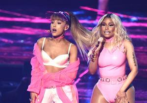MTV VMAs Red-Carpet Gossip: Ariana Grande & Mac Miller Are On!