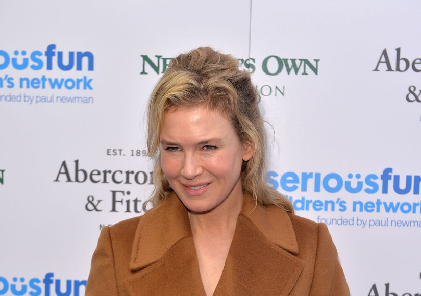 Renée Zellweger Talks Acting Break... Does She See a Baby in Her Future?