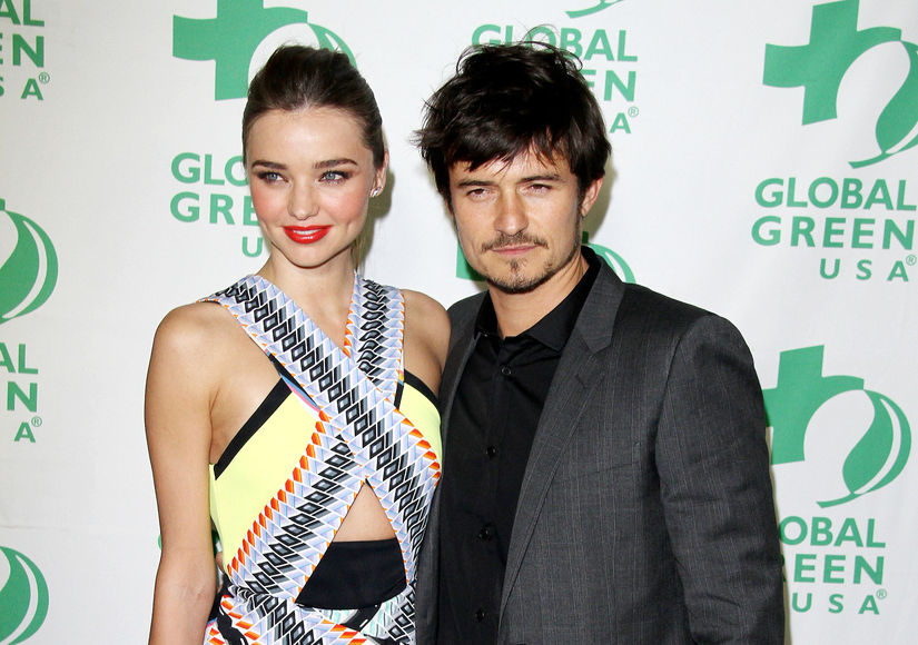 Miranda Kerr's Reaction to Orlando Bloom's Naked Paddleboarding Photos