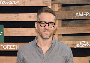 Ryan Reynolds Confirms Second Baby's Gender… and Makes Out with Conan…