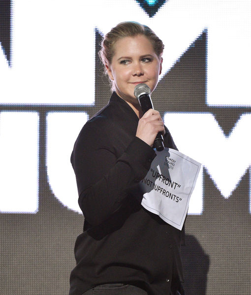 Amy Schumer Takes Down Heckler Who Asks Her to Show Her Breasts
