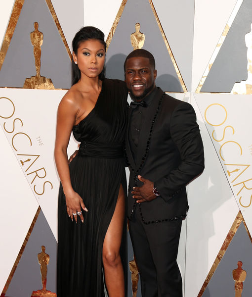 Kevin Hart Gushes Over Wife Eniko Parrish: 'She Makes Me Better'