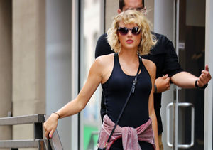 First Pics of Taylor Swift Since Tom Hiddleston Split, Plus: Calvin Harris…