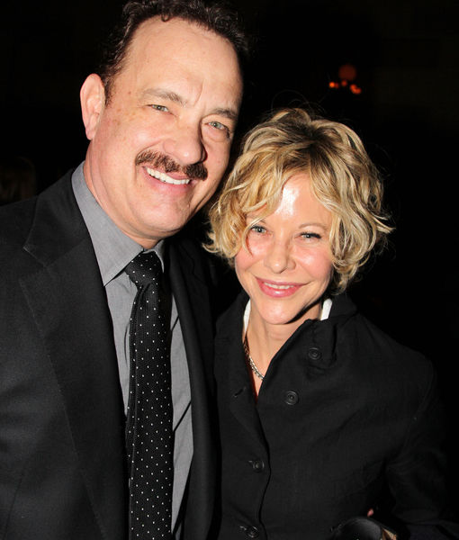 Meg Ryan Talks Teaming Up with Tom Hanks for New Movie