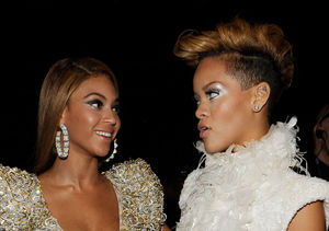 Rumor Bust! Beyoncé and Rihanna Are Not Feuding