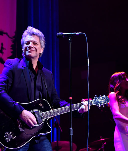 How Jon Bon Jovi's Past Tribulations Inspired His New Album
