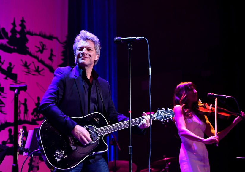 How Jon Bon Jovi's Past Tribulations Inspired His New Album
