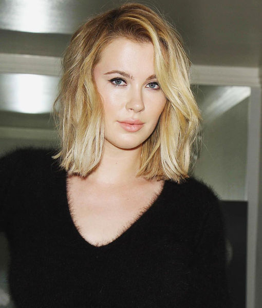 Beauty Breakdown: Steal Ireland Baldwin's Gorgeous Textured 'Do from NYFW