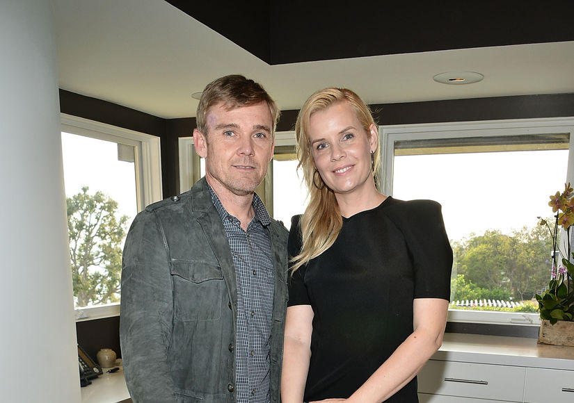 Ricky Schroder & Wife Andrea Split After 23 Years of Marriage