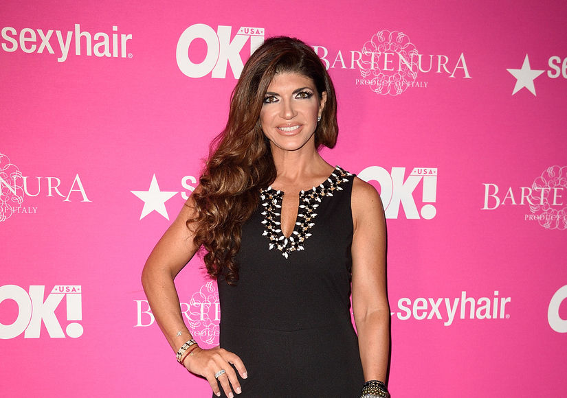 Teresa Giudice Dishes on Joe's Life in Prison