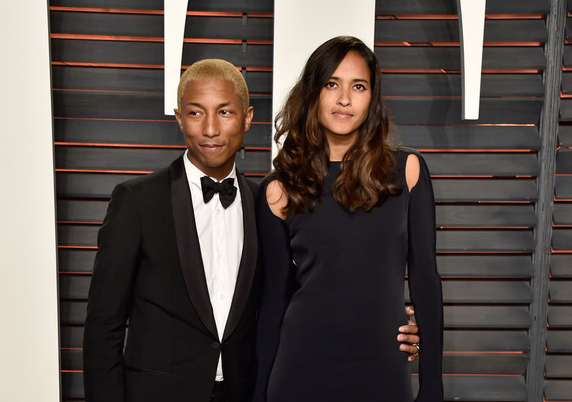 Pharrell Williams & Wife Helen Lasichanh Are Expecting Baby #2