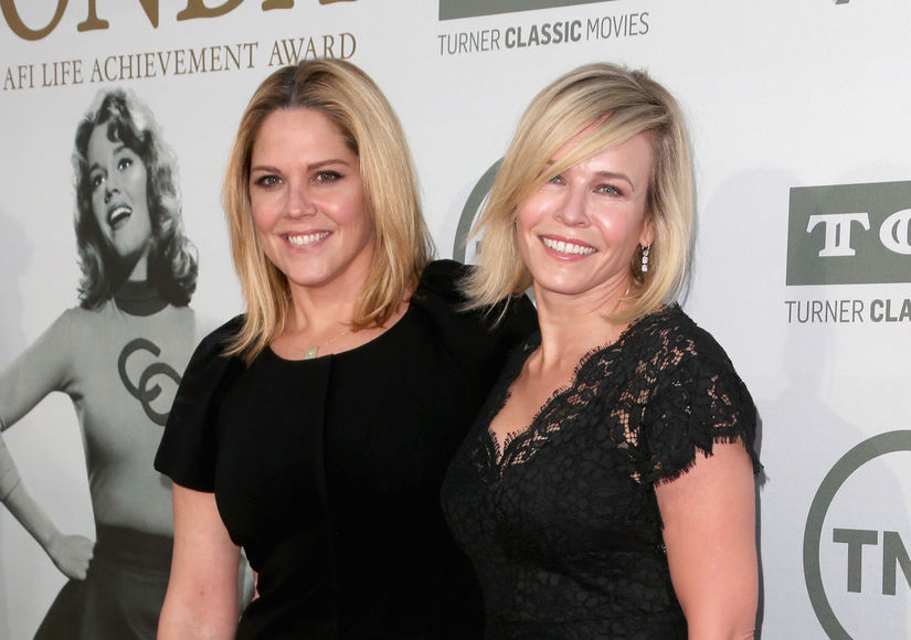 Chelsea Handler & Mary McCormack's Take on the Presidential Debate — Who Won?