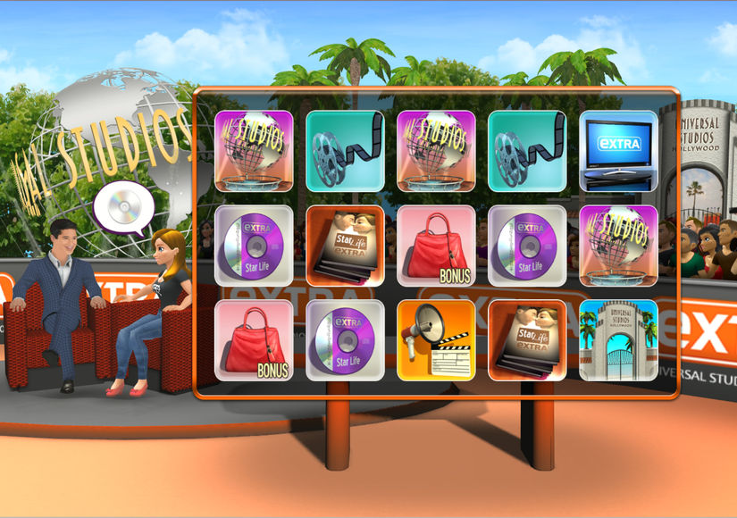Check Out 'Extra' and Mario Lopez's New Mobile App, 'Extra Slot Stars'!