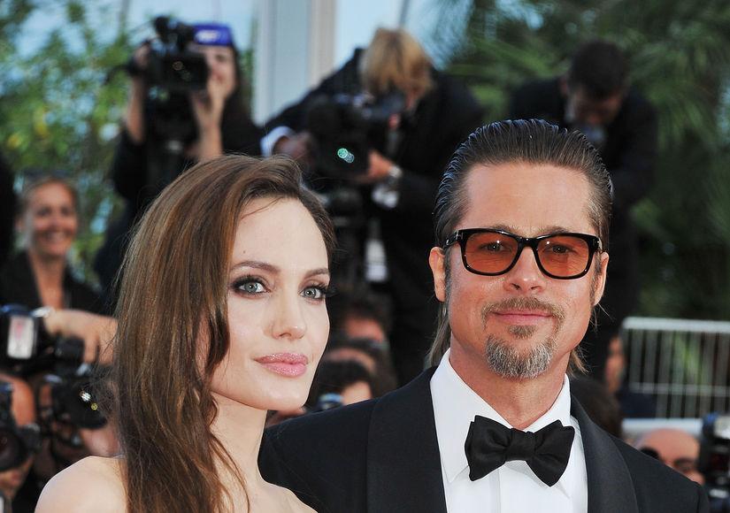 Rumor Bust! Angelina Jolie & Brad Pitt's Therapist Is Not Threatening to…