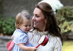 Princess Charlotte's First Word Revealed