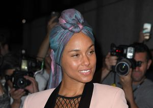 Alicia Keys on Bold Makeup-Free Decision & 'The Voice'