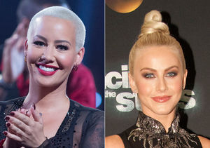 Amber Rose Felt 'Body Shamed' by Julianne Hough's 'Uncomfortable'…