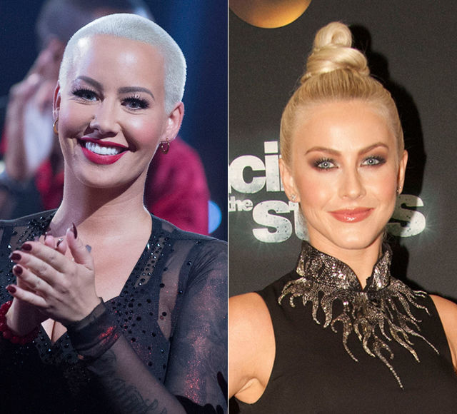 Amber Rose Felt 'Body Shamed' by Julianne Hough's 'Uncomfortable' Reaction