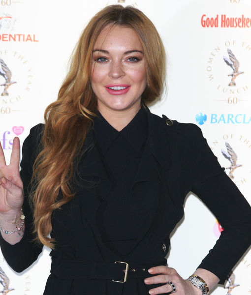 Ouch! Lindsay Lohan Loses 'Half' a Finger in Boating Mishap