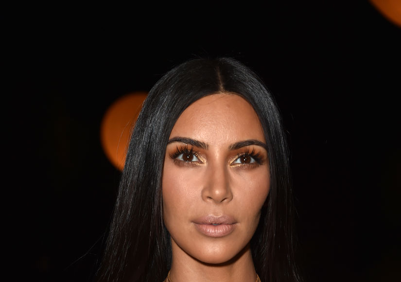 Kim Kardashian Held Up at Gunpoint, Begged for Her Life