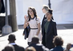Sasha and Malia Obama to Take Center Stage as Bridesmaids at White House Wedding