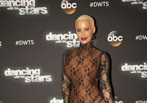 Amber Rose 'Moved On' from Julianne Hough's 'DWTS' Comments