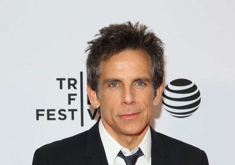 Ben Stiller's Secret Prostate Cancer Battle at 48