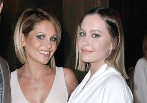 Watch Candace Cameron Bure's Epic Reaction to Her Daughter's…