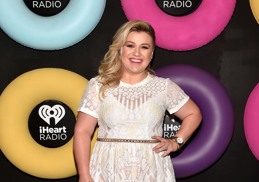 Kelly Clarkson Describes Two-Year-Old Daughter As 'Bossy'