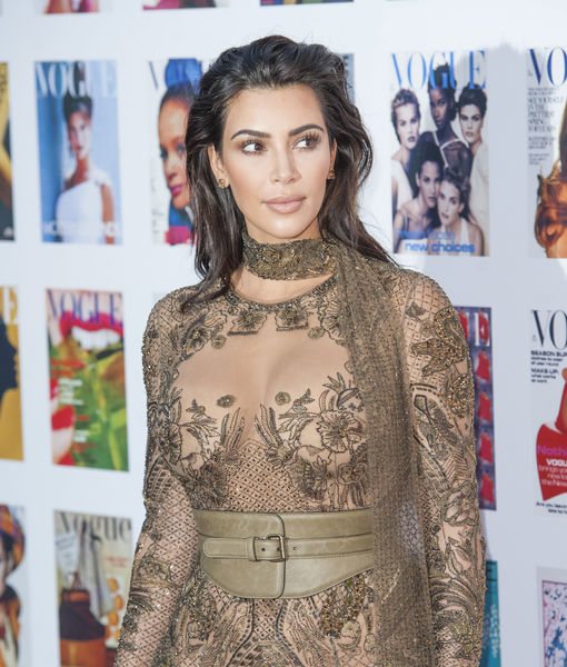 Kim Kardashian Is Back — Her First Selfie of 2017, Plus: Kendall Jenner's…