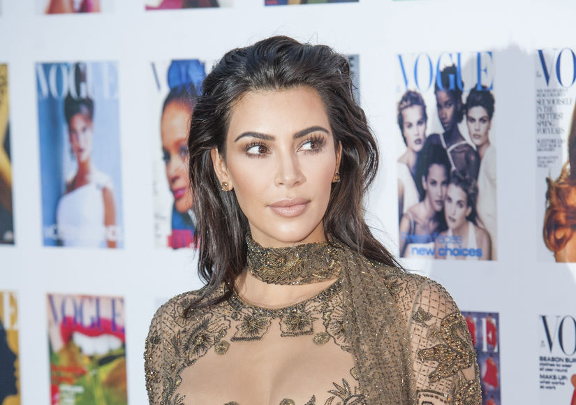 Kim Kardashian's Limo Driver Released — Will She Get Her Bling Back?