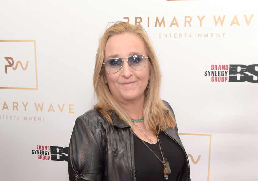 Melissa Etheridge Unloads on Angelina Jolie After Brad Pitt Split