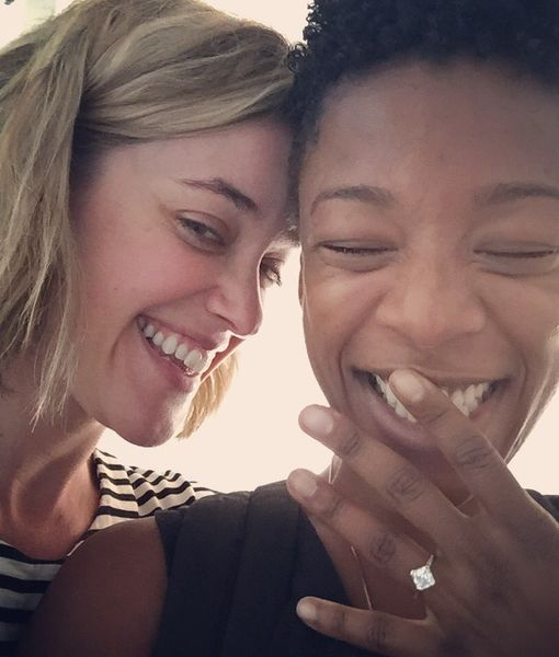 'OITNB' Samira Wiley Engaged to Show's Writer Lauren Morelli