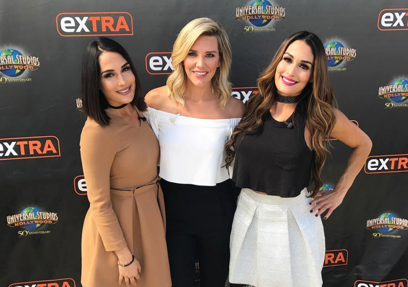 The Bella Twins Talk 'Total Bellas,' House Rules and Babies