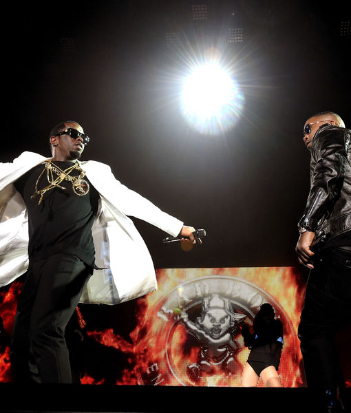 Puff Daddy & The Family Close Out Tour at The Forum in L.A.