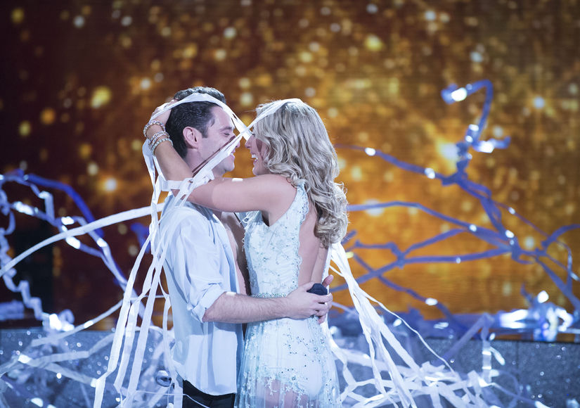 'DWTS' Pro Sasha Farber Proposes to Fellow Dancer Emma Slater