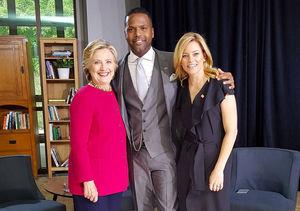 Hillary Clinton on 'SNL' Presidential Debate Parody, Kim Kardashian's…