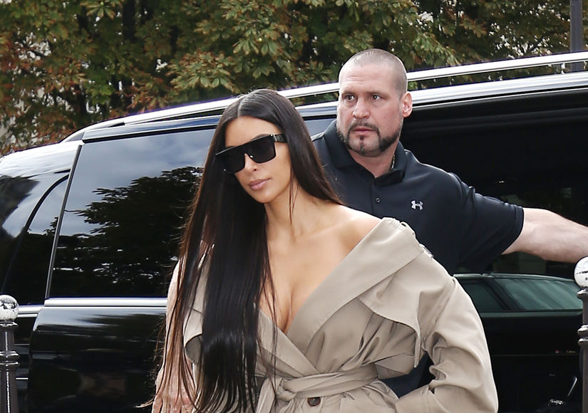 Kim K's Bodyguard — His History of Violence Revealed
