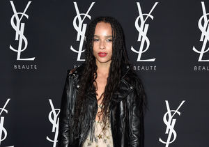 Zoë Kravitz Is the New Face of YSL Beauty!